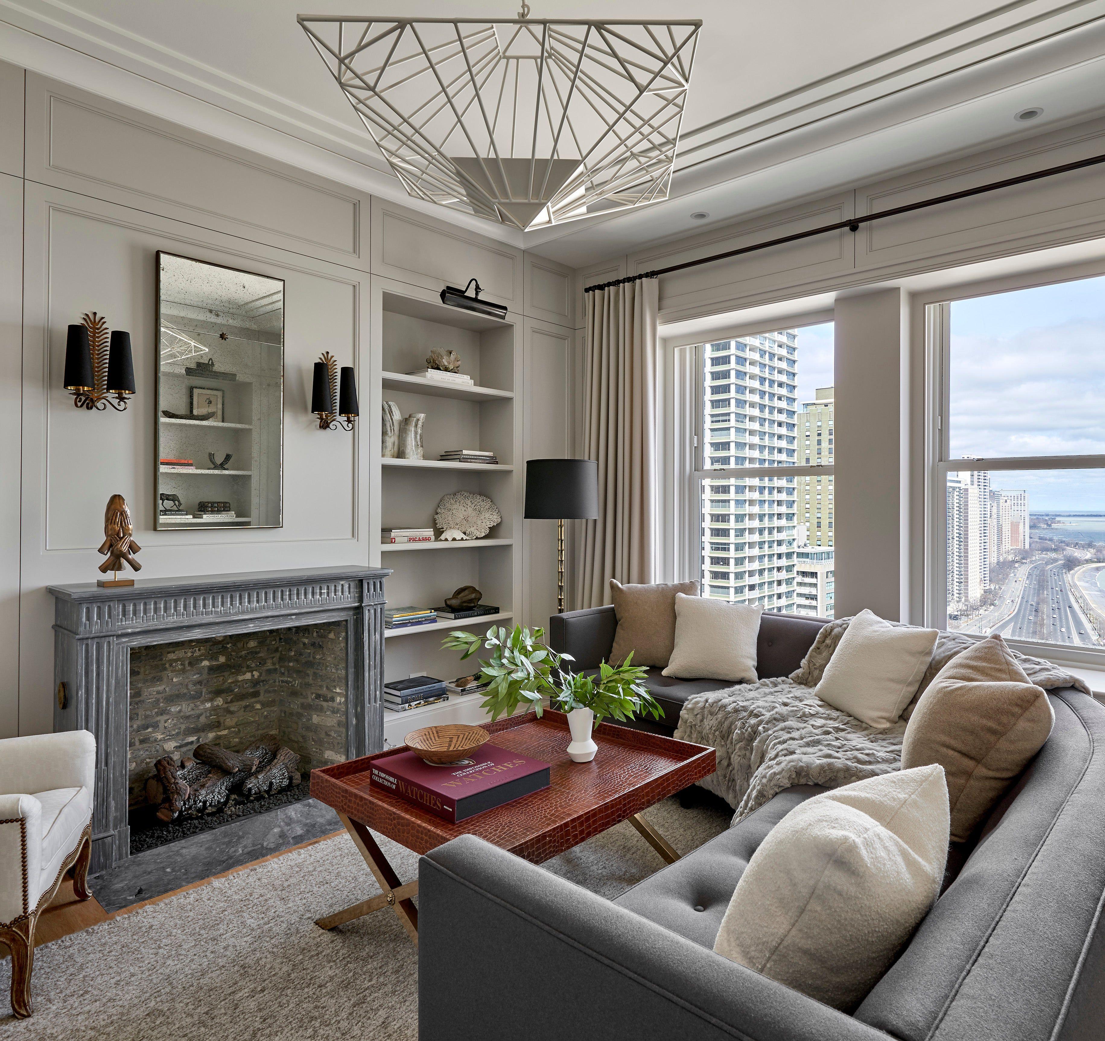 See More Of Sasha Adler Design S Chicago Renovation On 1stdibs Chicago Interior Design Interior Design Living Room Architecture Design