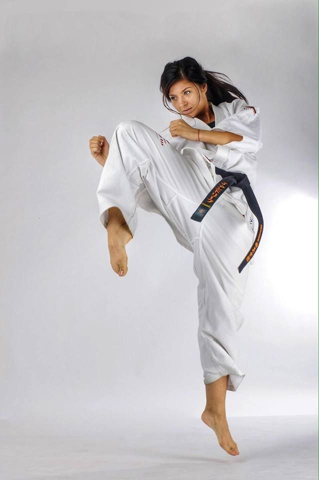 stanislava boycheva world kyokushin karate champion sports
