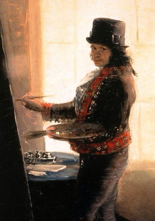 Francisco Goya Self portrait