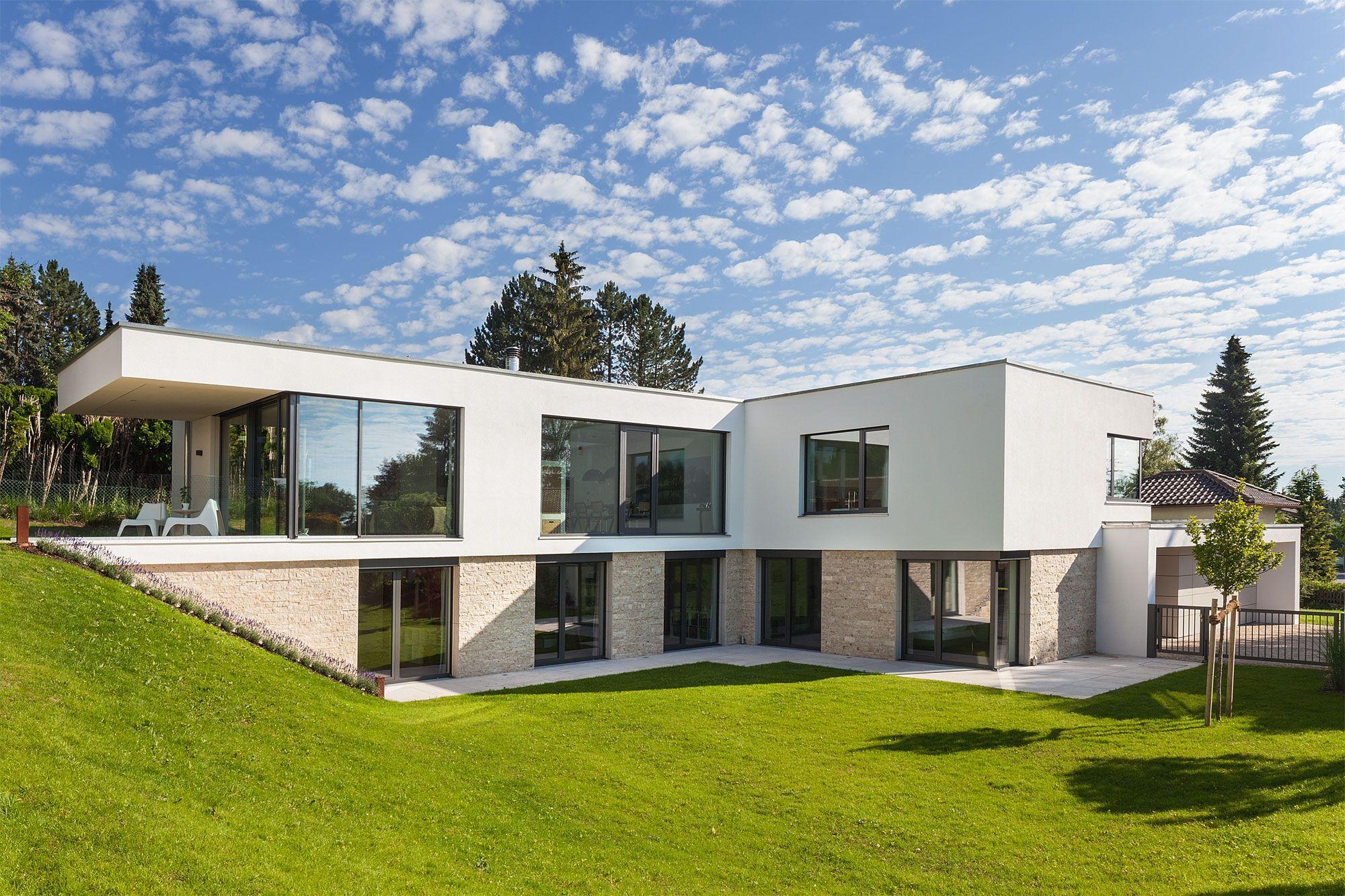 Haus m in 2019 wohnideen maison moderne maison und for Modernes haus zurich