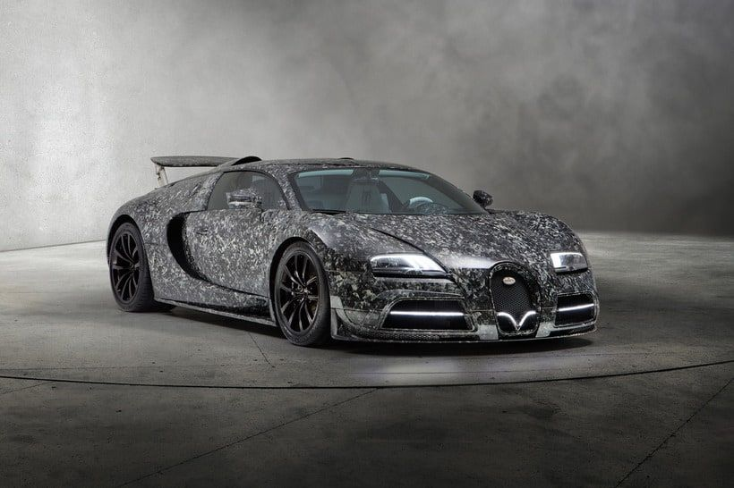 There S Nothing Like The Mansory Bugatti Veyron Vivere Best