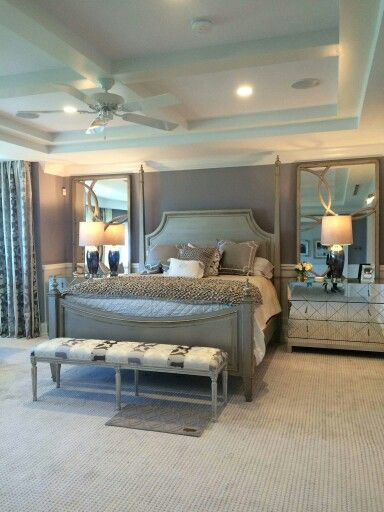 Best Master Bedroom Brown Grey Lancaster Designs With 400 x 300