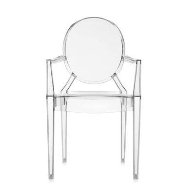 kartell lou lou ghost child's chair 2852, #kartell_2852