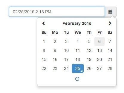 Datepicker thai year bootstrap Datepicker