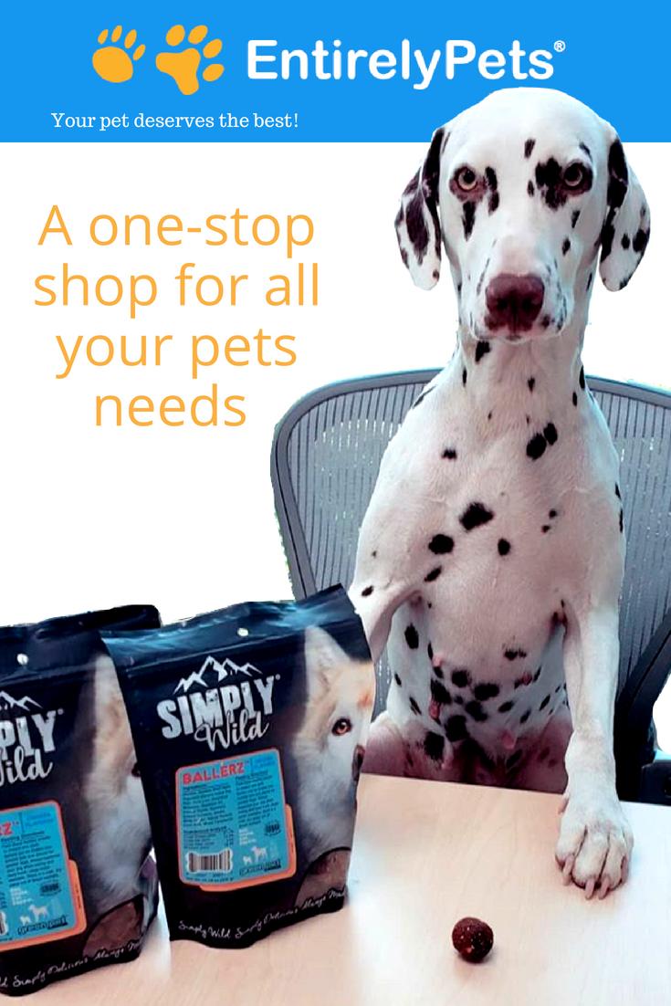 As your onestop pet shop, provides