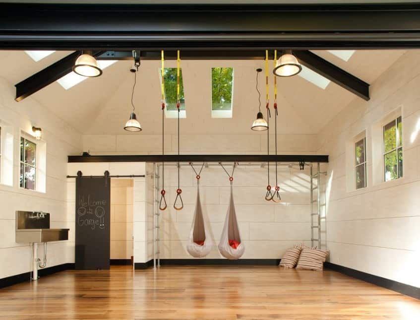 78 Home Gym Design Ideas Photos Gym Room At Home Home Gym Design Gym Design