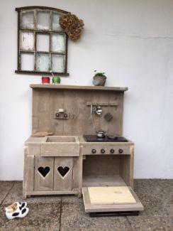 Holzküche Spielküche Massiv Kinderküche Design In Nordrhein Westfalen    Sprockhövel   Holzspielzeug Günstig Kaufen,