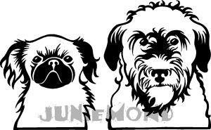 Logohunde 02