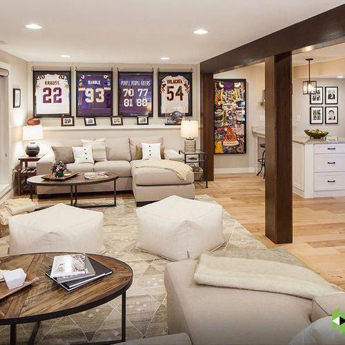 Home Design Basement Ideas: Diy Basement Finishing #diybasementfinishing In 2020