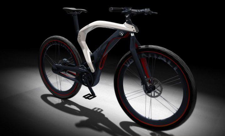 Electric Bicycle Concept From Vauxhall Opel Rad E Pedelec Cycle