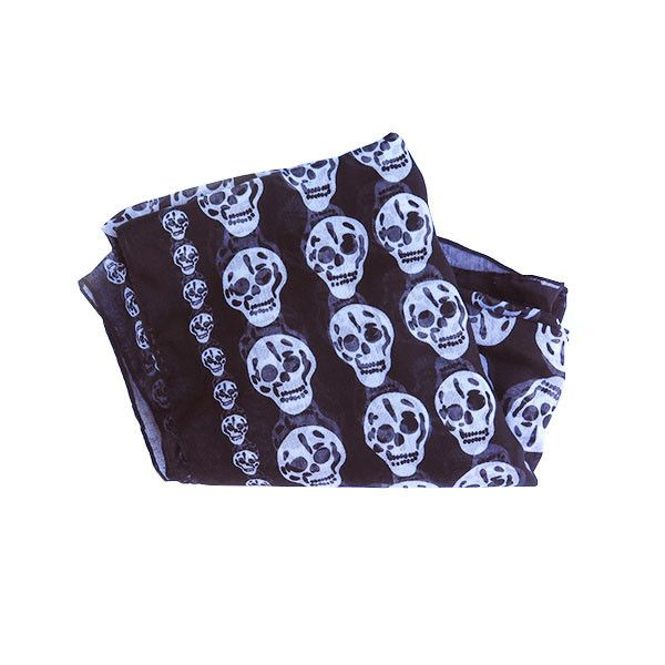 Add some flare and attitude to you out fit with this new addition to the JLMerch! Check out the #Skull scarf today!