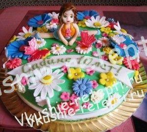 Фото детских тортов для мальчиков на день рождение в ...