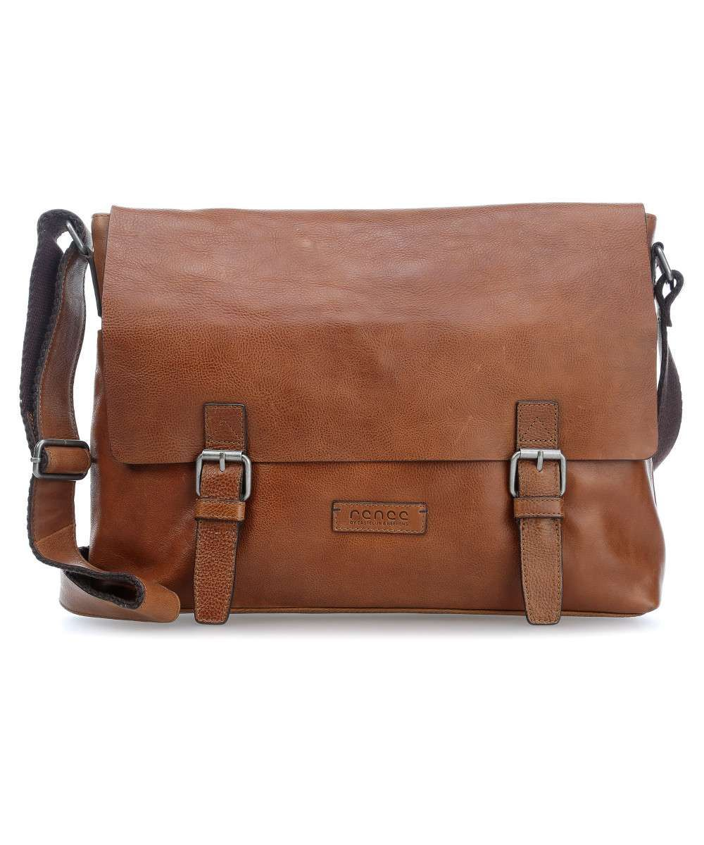 Leith rugby leather messenger bag  41901e6fc0122