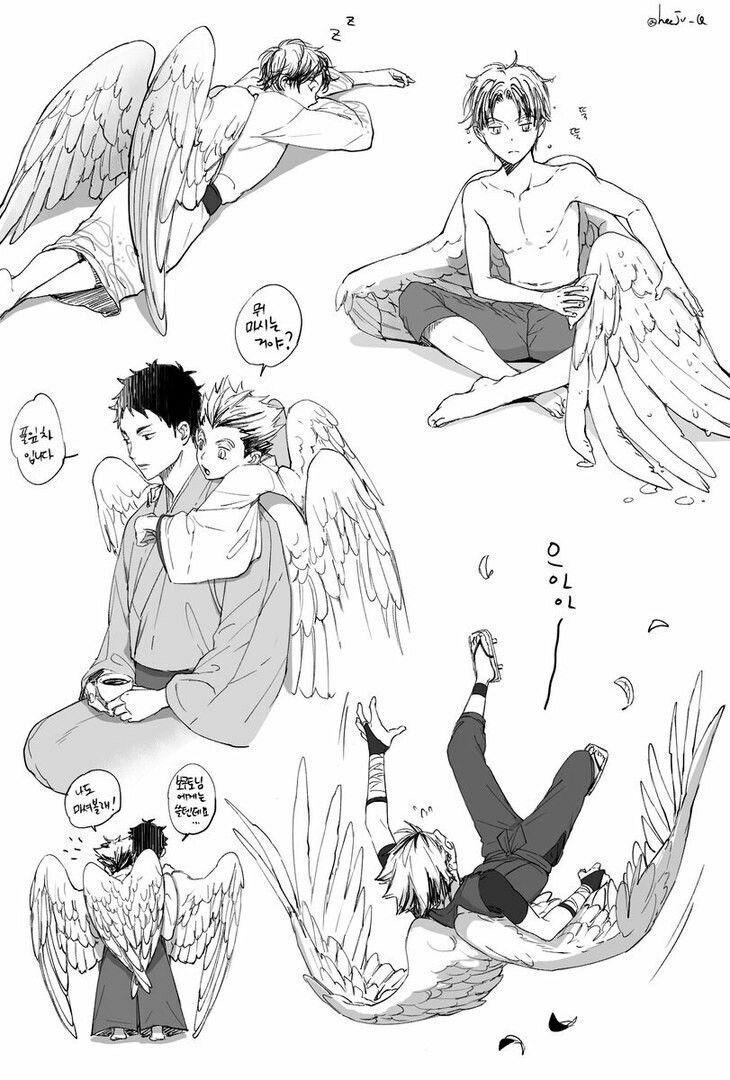 аниме картинки манга ангел парень: 8 тыс изображений ...