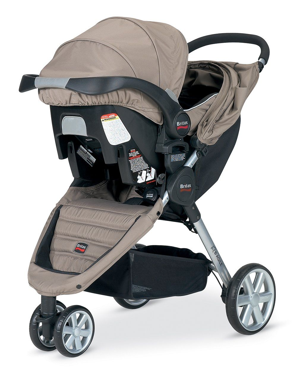 Britax 2013 BAgile and BSafe Travel System