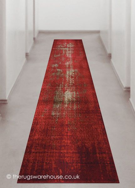 Patch Stripes Red Runner Karma Vintage Runners Hall Runners Hall Runner Hall Runner Rugs Red Rugs