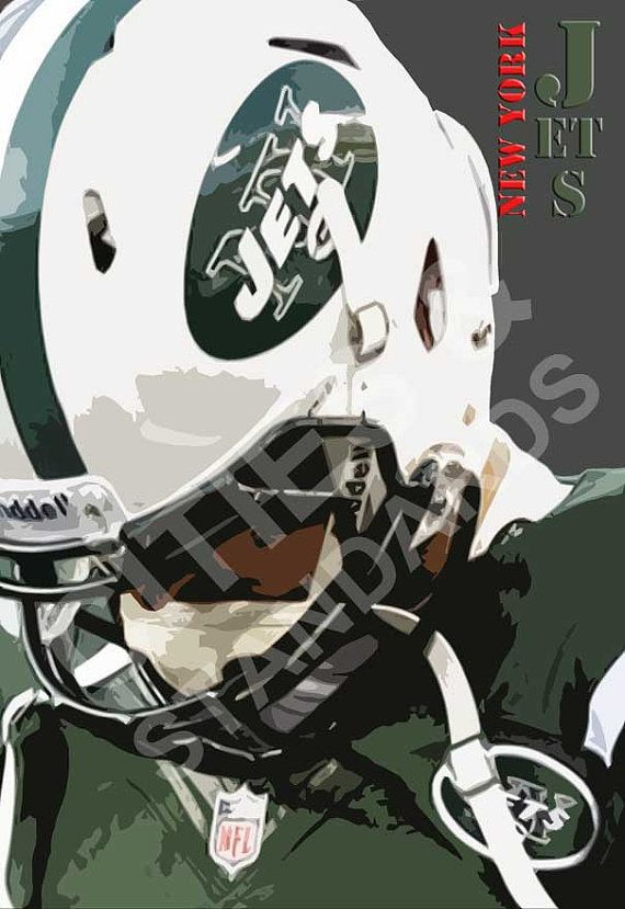 New York JETS Original Instant Download by CitiesAndStandards, $3.99