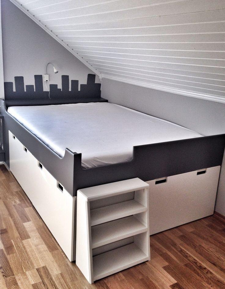 Mommo Design Ikea Hacks For Kids Bed On Stuva Ikea Bed