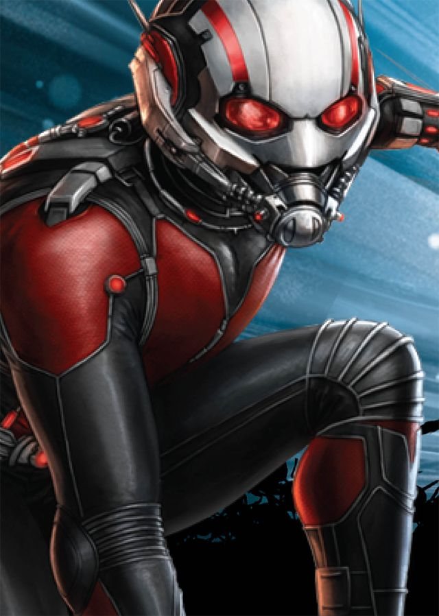 Ant Man Movie Promo Art By Marvel