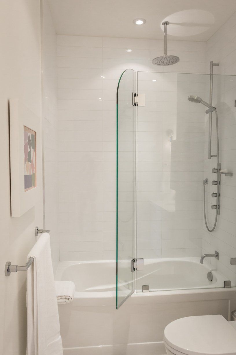 Pin By Me On Condo With Images Bathroom Tub Shower Bathtub Shower Combo Shower Remodel