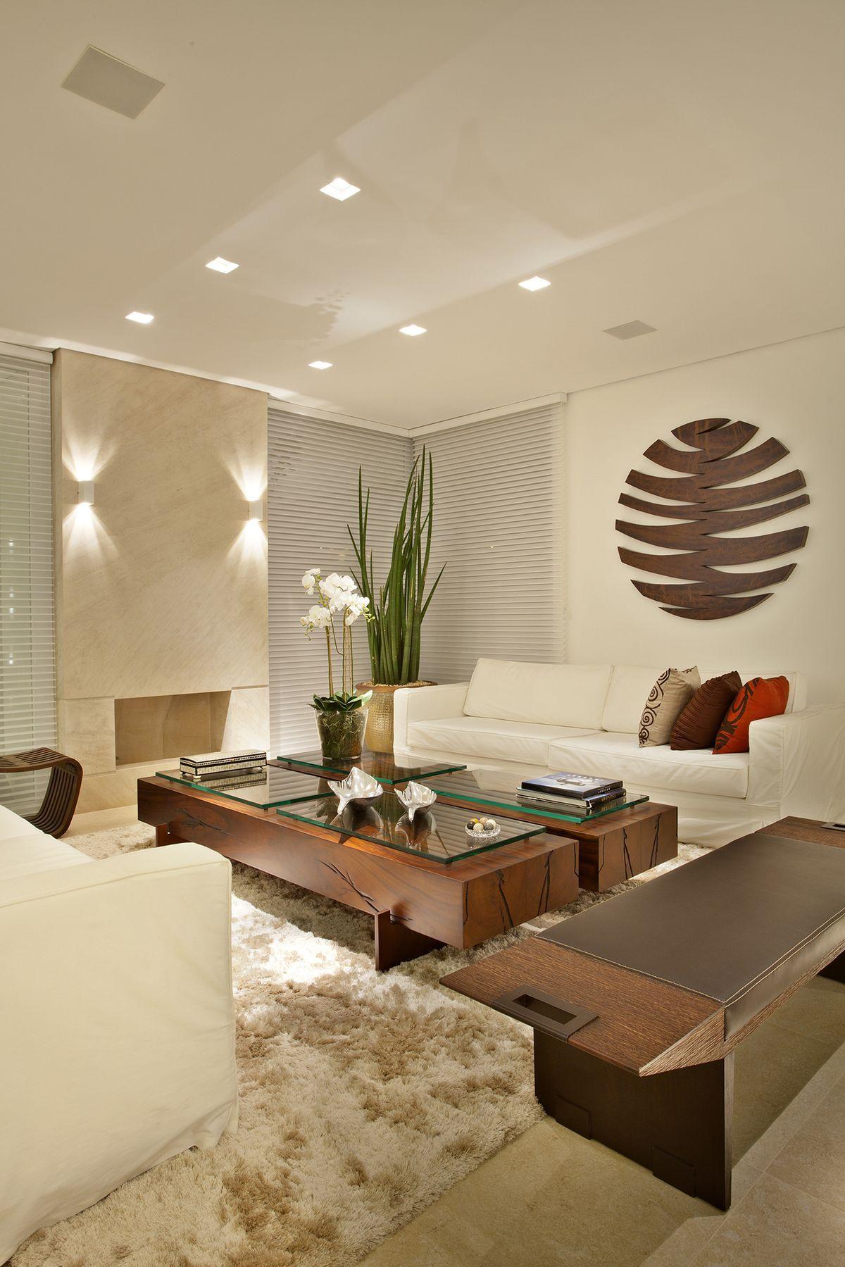 Awesome Room Ideas · Imágenes De Decoración De Salas Modernas