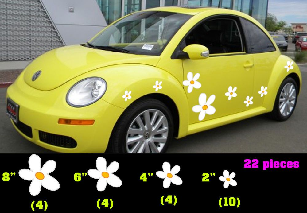 VW Beetle Flowers, Flowers for Beetle, Punch buggy Flowers, Punch ...