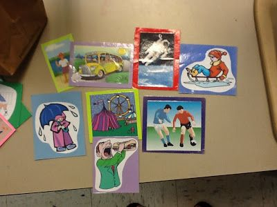Daily 5- Work on Writing {lots of ideas!} Picture cards to help writers during daily 5.