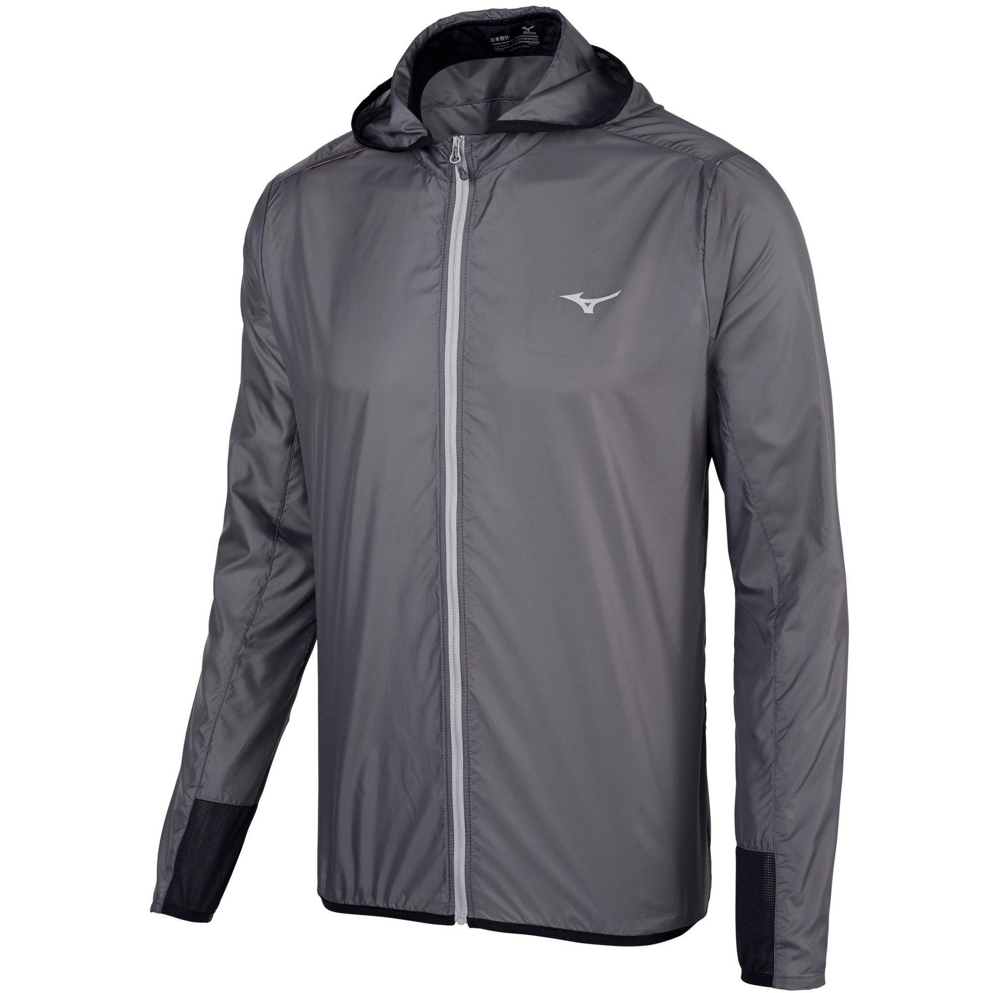 mizuno running jacket mens