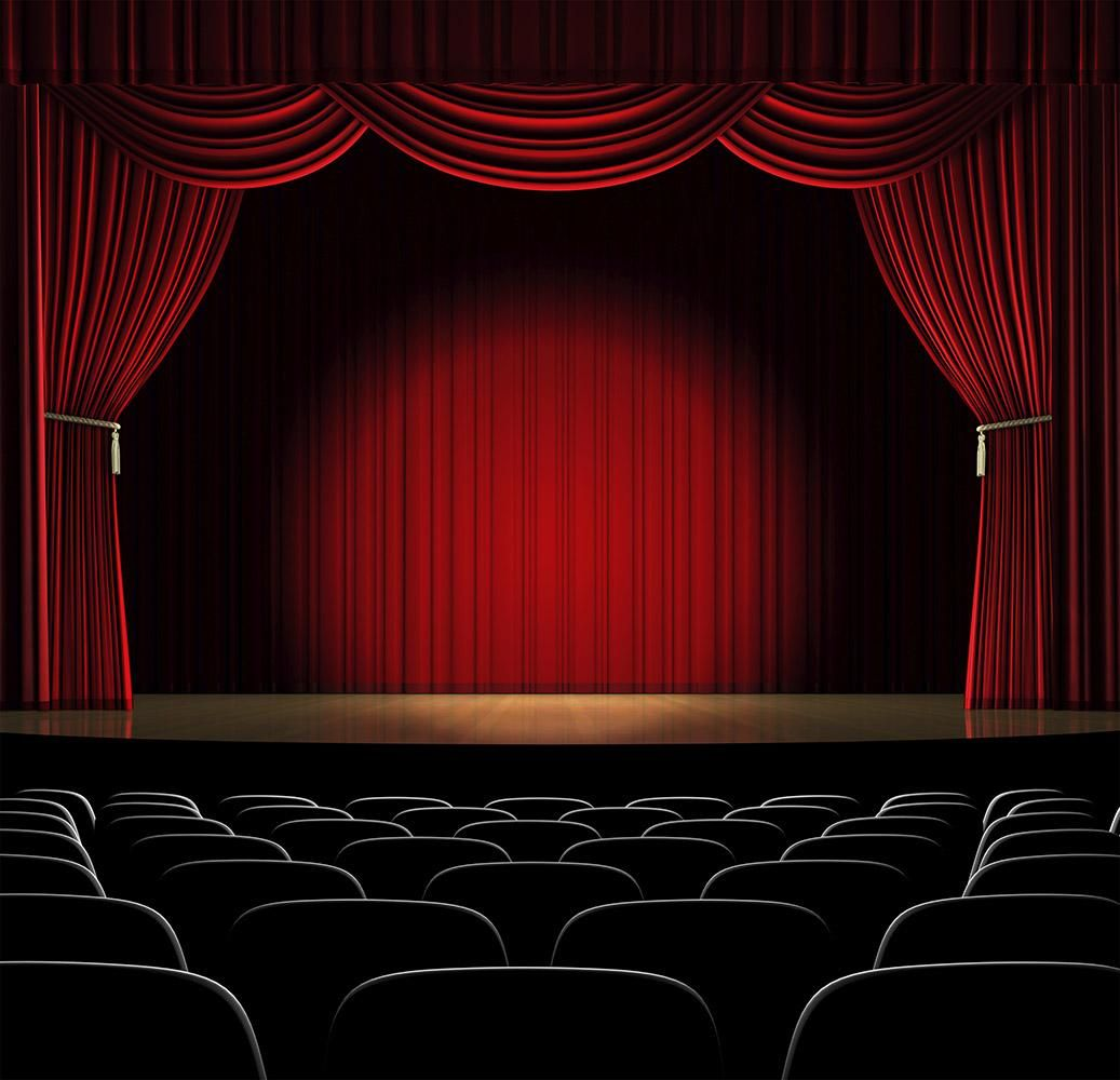 Used Theatrical Drapes: Theater Curtains - Google Search
