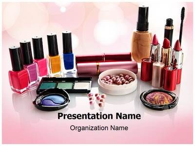 Cosmetics Powerpoint Template is one of the best PowerPoint