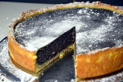 Mohnkuchen~Poppy Seed Cake ~ Yum! a childhood favorite