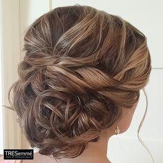 Moño Matrimonio –  Wedding Hairstyle #TRESemméPerú