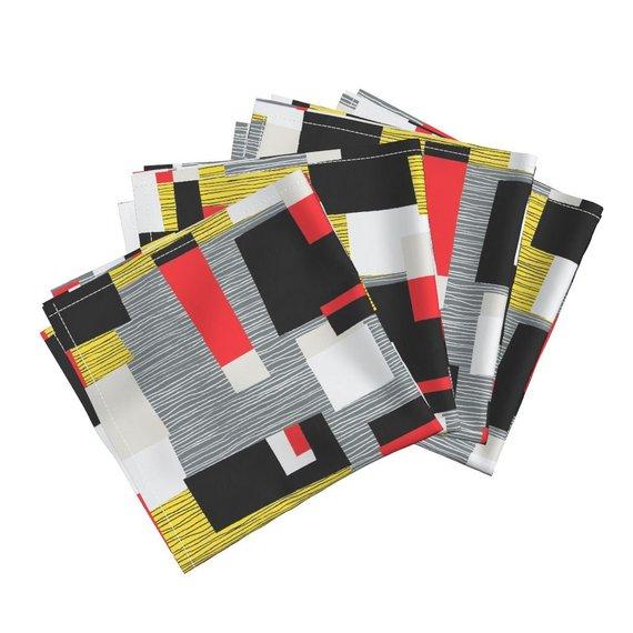 Texture Cloth Blocks Set