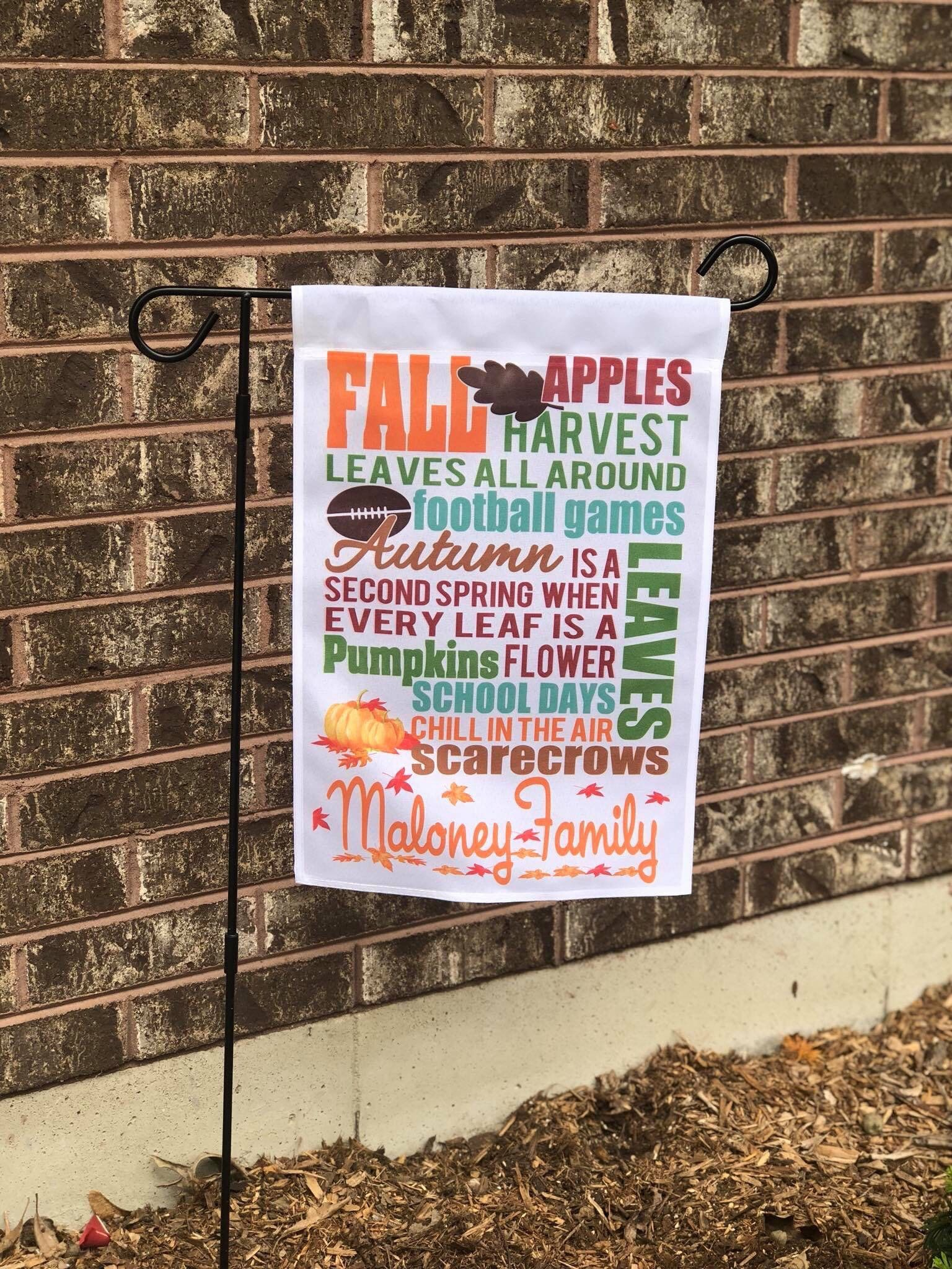 fall, halloween, garden flags, pumpkins, witch, spiders, garden flag