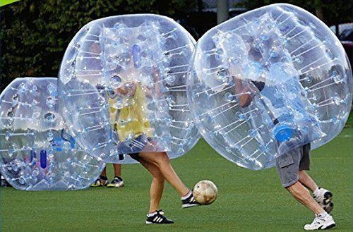 Inflatable Bumper Bubble Balls Body Zorb Ball Soccer Bumper Football 1 5m Blue Bubble Soccer Football Ball Soccer