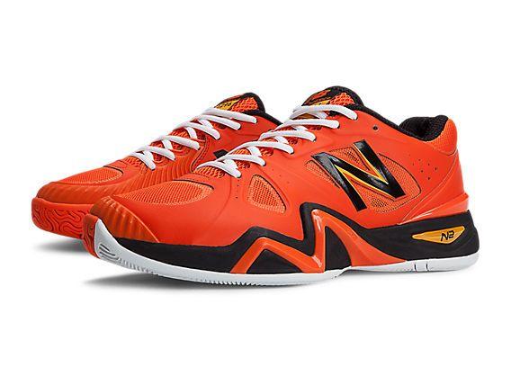 New Balance 1296 - Orange with Black  b684f47efde