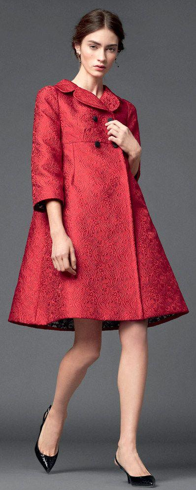 Y Pinterest amp; Coats Chaquetas Alta Dolce Gabbana Moda Abrigos tvqxE0w