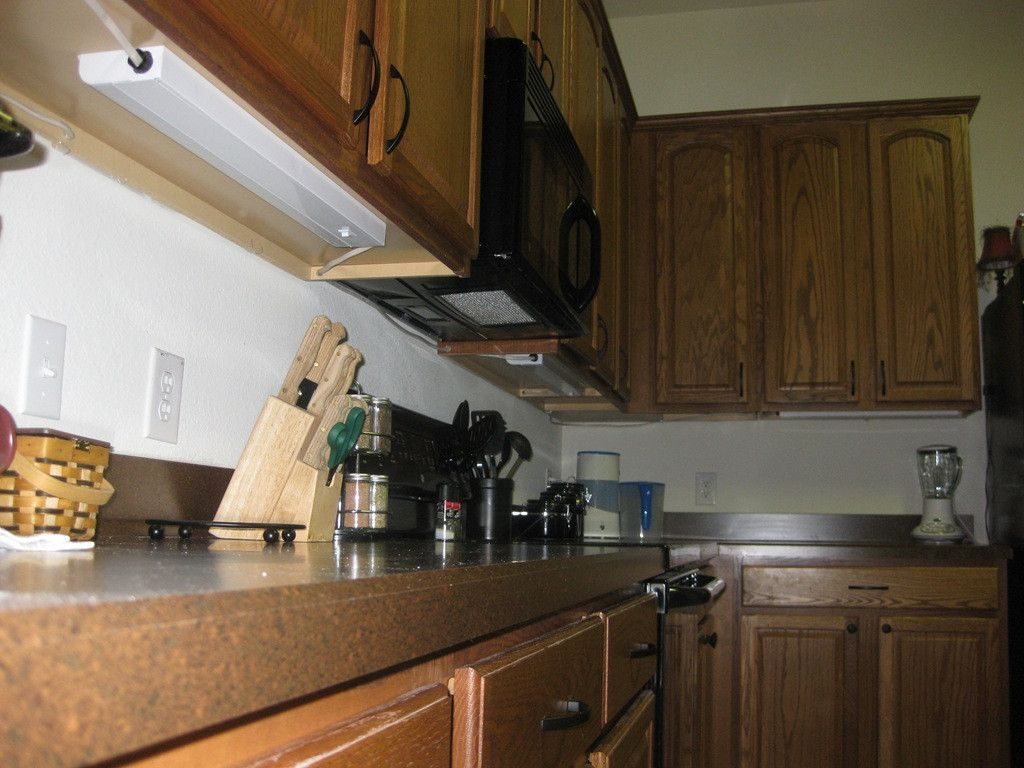 20 Slim Fluorescent Under Cabinet Lighting Kitchen Cabinets Storage Ideas Check More At Http