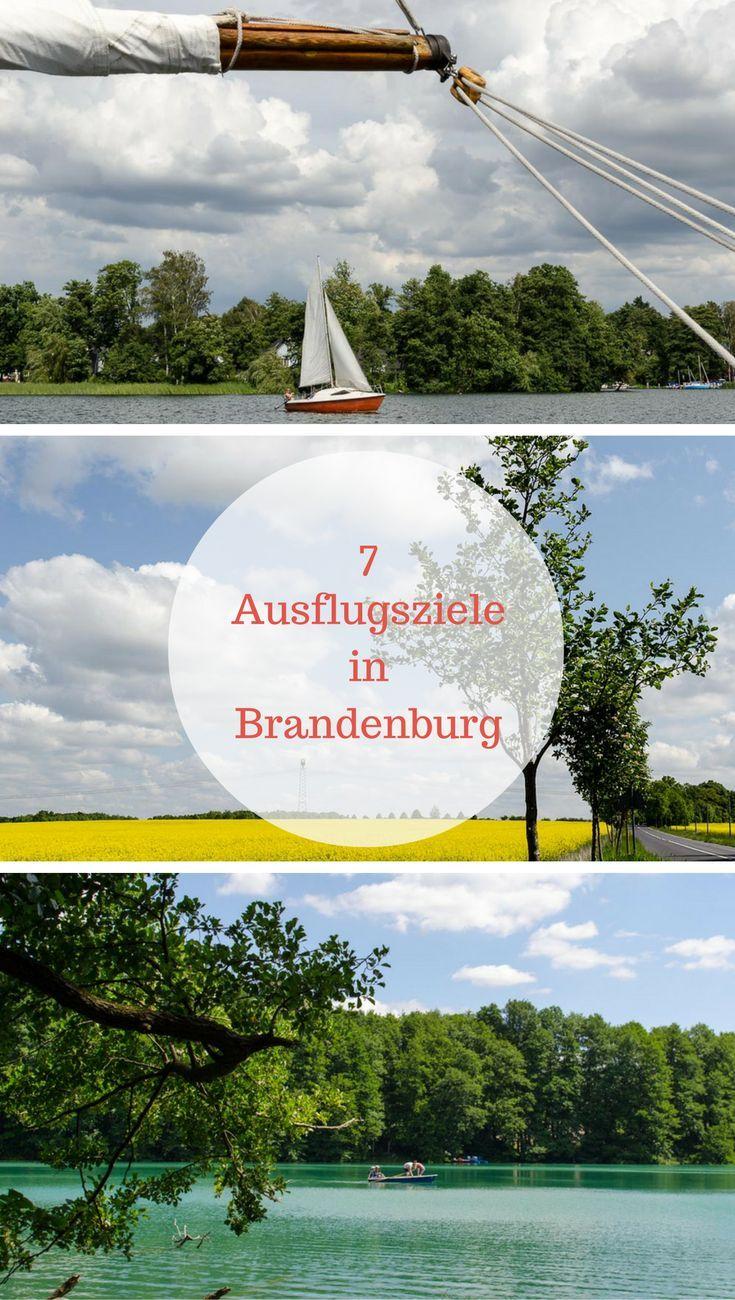 7 Fotogene Ausflugsziele In Brandenburg Ausflug Brandenburg Und