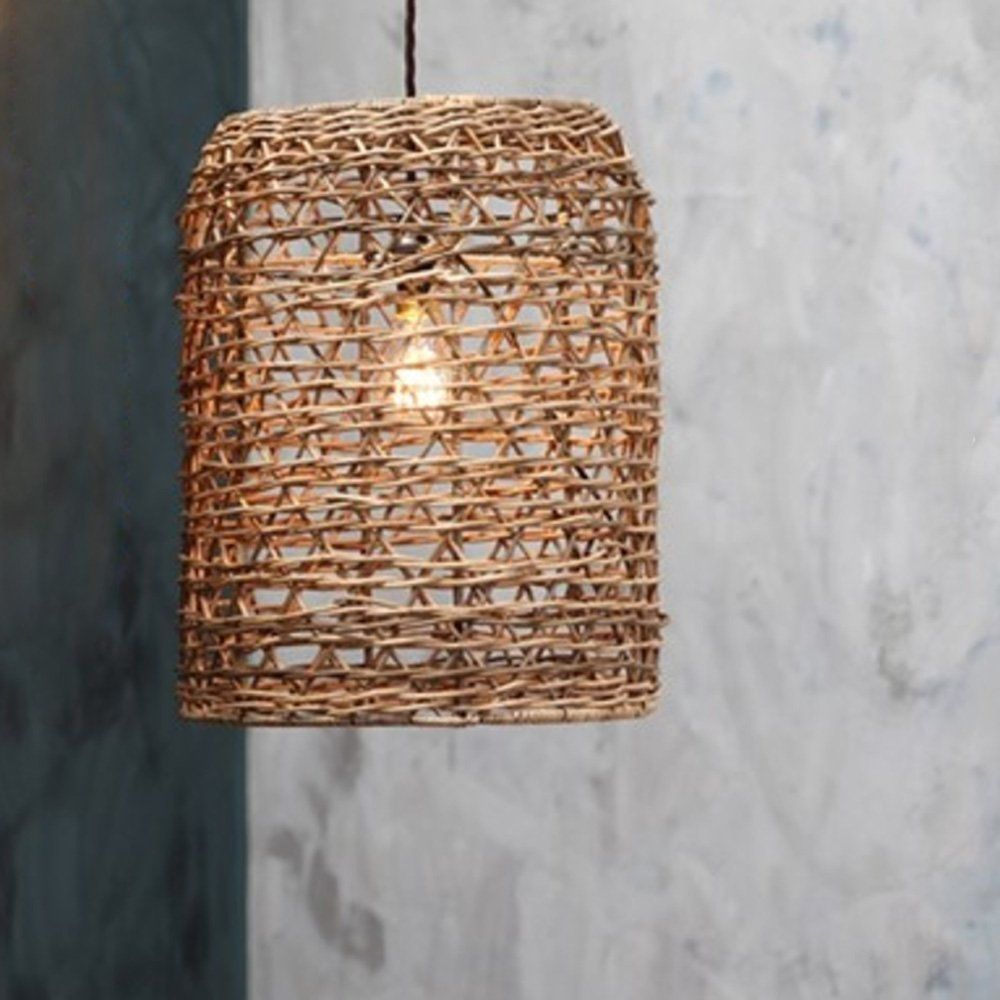 Beru Rattan Lamp Shade