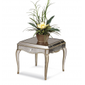 Collette Mirrored Console Table Closeout End Tables