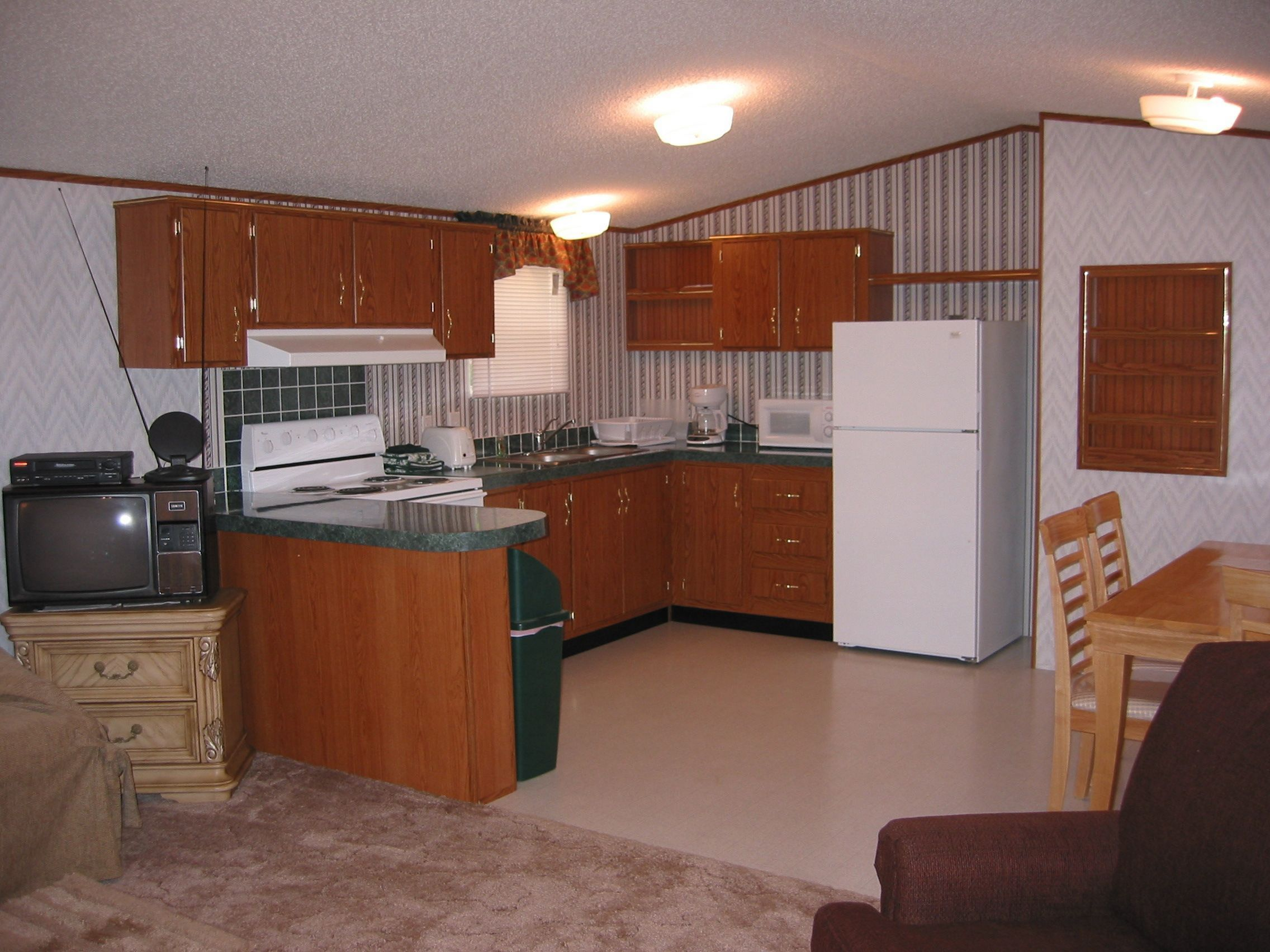 Great Idea 15 Top And Inexpensive Mobile Home Remodel Ideas https//smartrvcamper.com/1…   Cheap ...