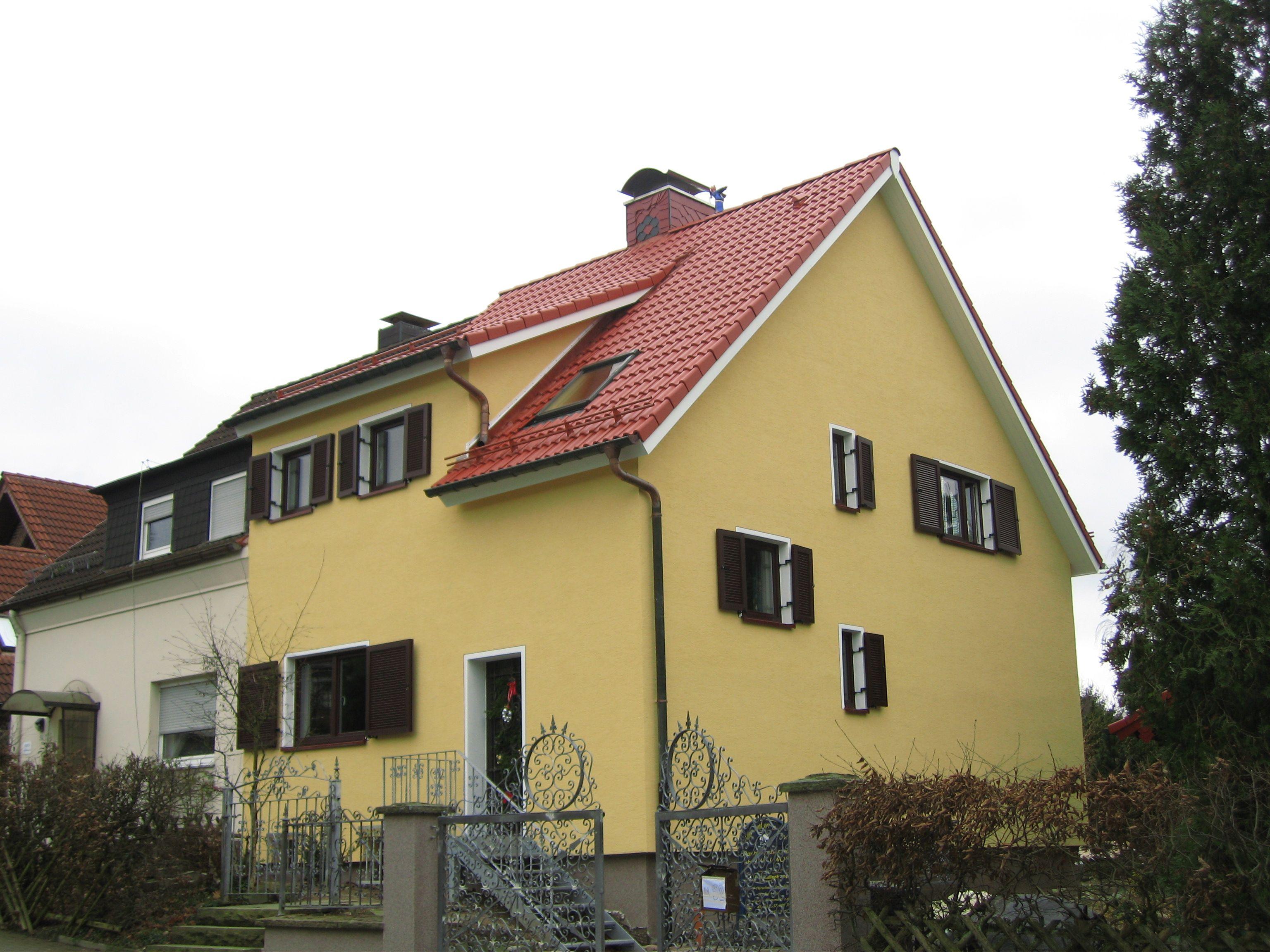 Haus komplett Sanierung mit kfW Förderung, dämmen ...