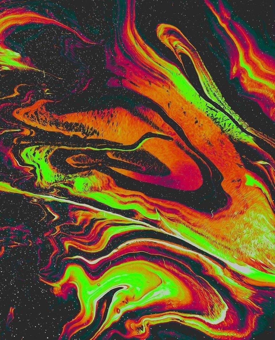 see color, feel good rainbowoptx Trippy wallpaper