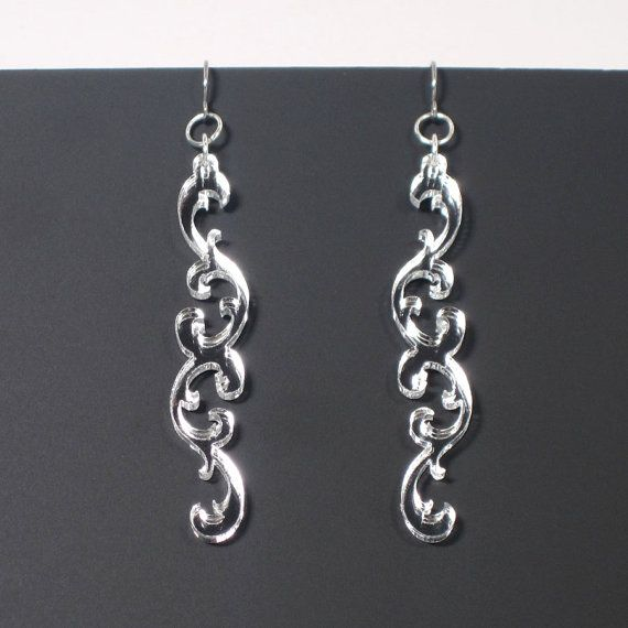 Among my favorites of my new Silver Mirror Acrylic line :)