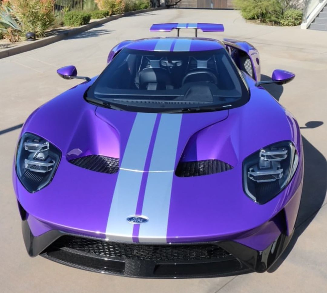 How's This For Unique? A Brand New Ford GT, Just Delivered