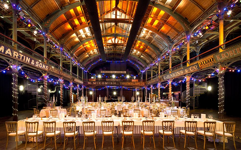 City Halls And Old Fruitmarket Find This Pin More On Glasgow Wedding Venue