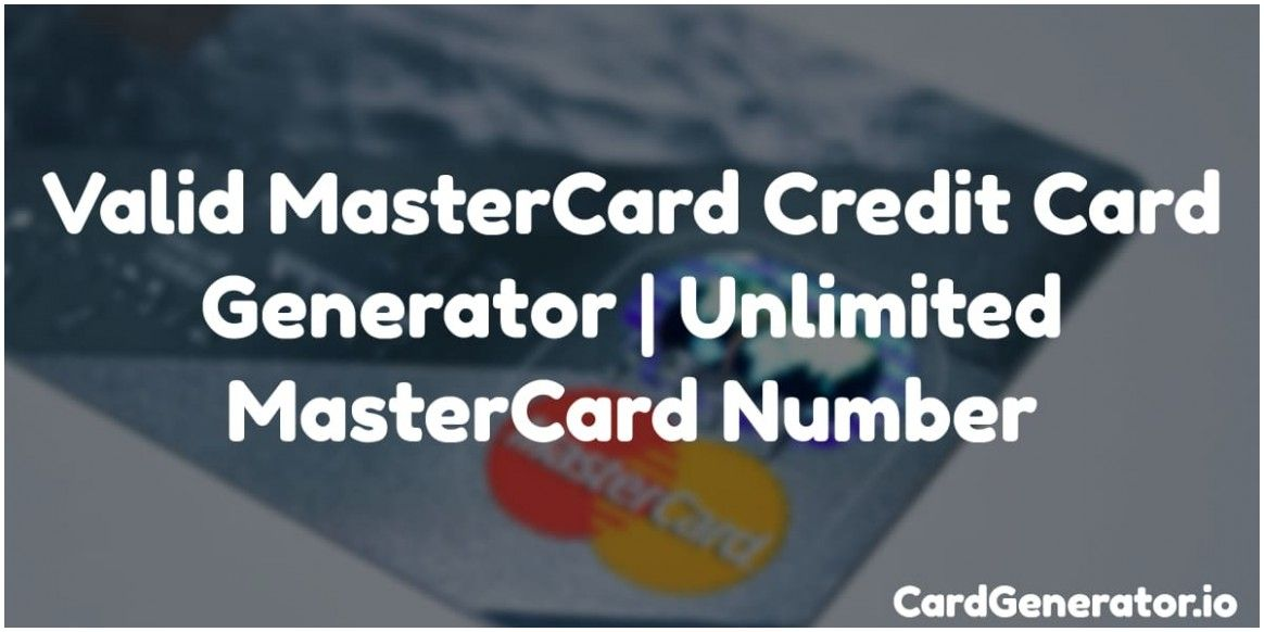 Seven Things Your Boss Needs To Know About Mastercard Generator Mastercard Generator Free Credit Card Credit Card Hacks Credit Card App
