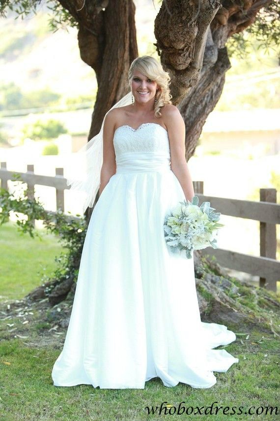 Plus Size Wedding Dress The Dress Pinterest Wedding Dress
