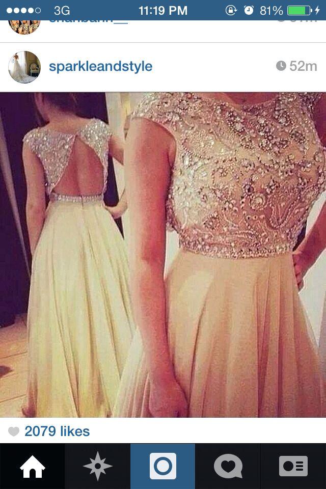 Very Pretty Prom Dress